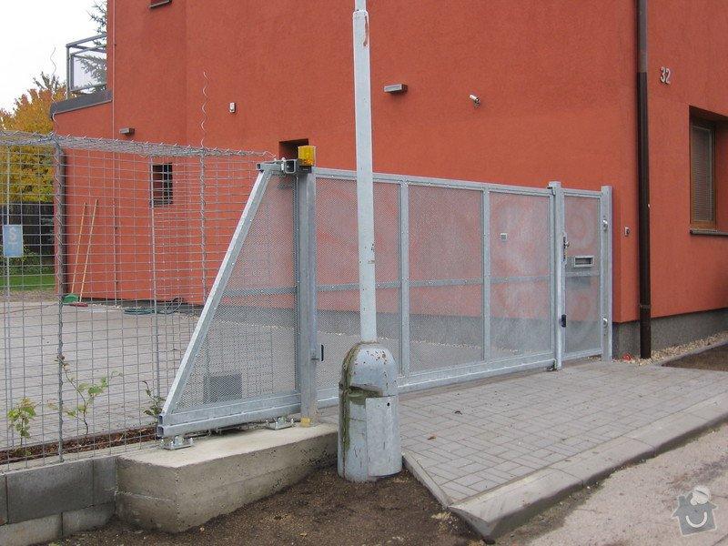 Samonosná brána a branka.: IMG_2504
