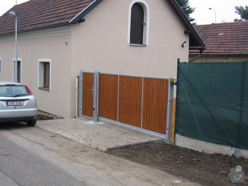 Samonosná brána a branka: IMG_2506