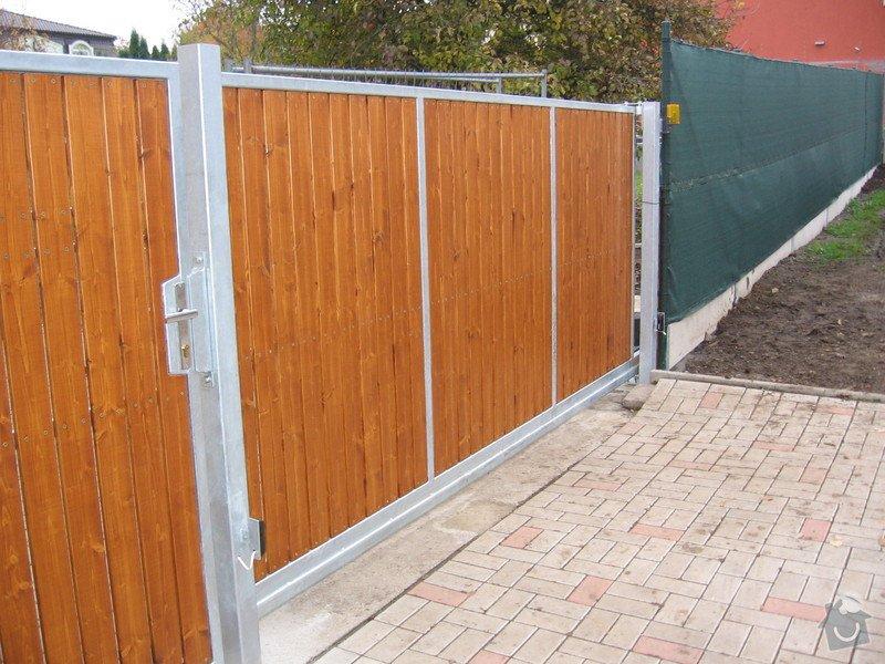Samonosná brána a branka: IMG_2509