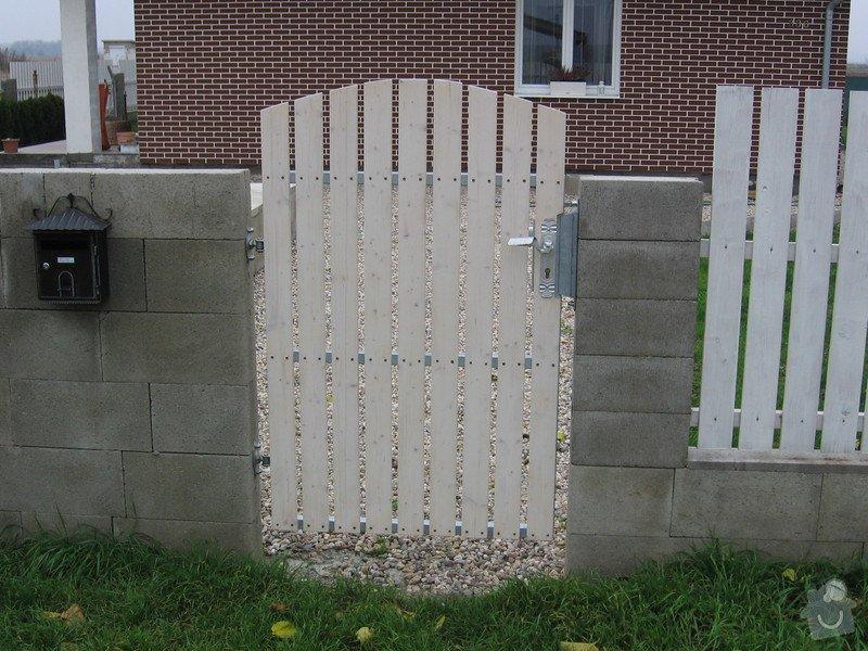 Pojezdová brána a branka.: IMG_2525