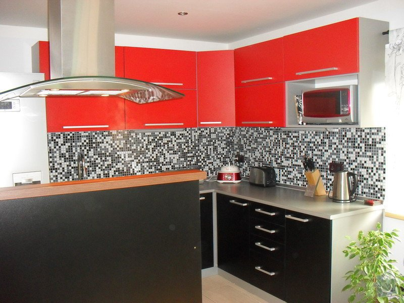 Kuchyně: SDC11571