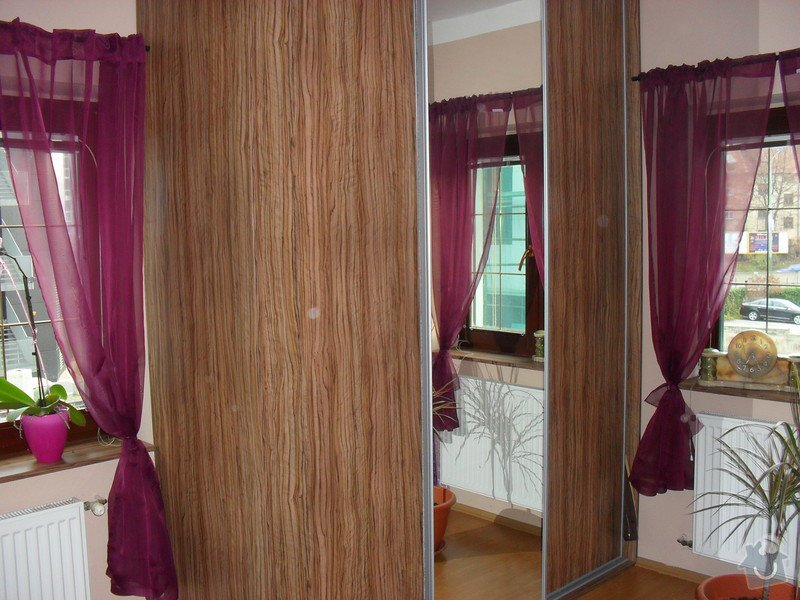 Výroba ložnice: SDC11576