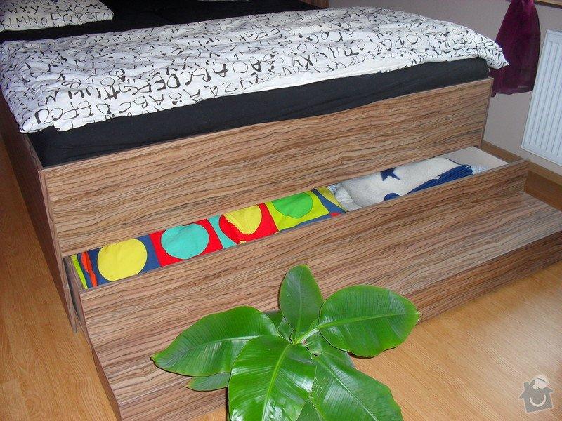 Výroba ložnice: SDC11579