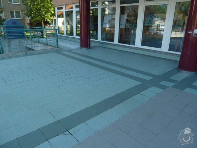 Rekonstrukce terasy: P1050499