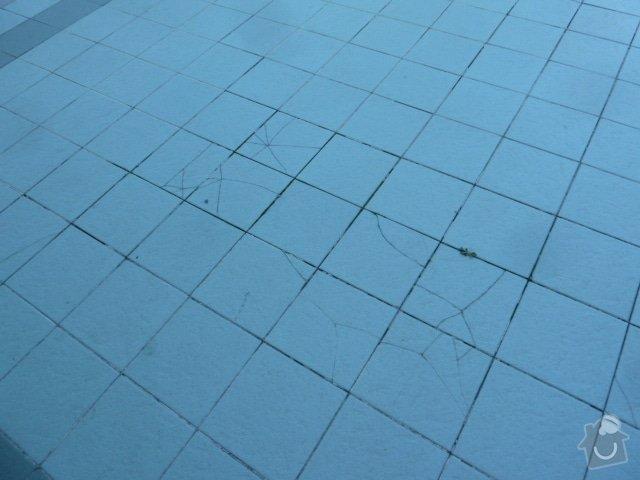 Rekonstrukce terasy: P1050497