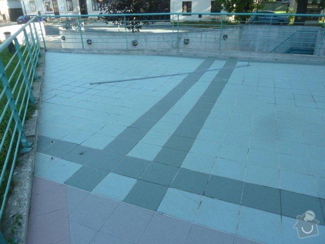 Rekonstrukce terasy: P1050498