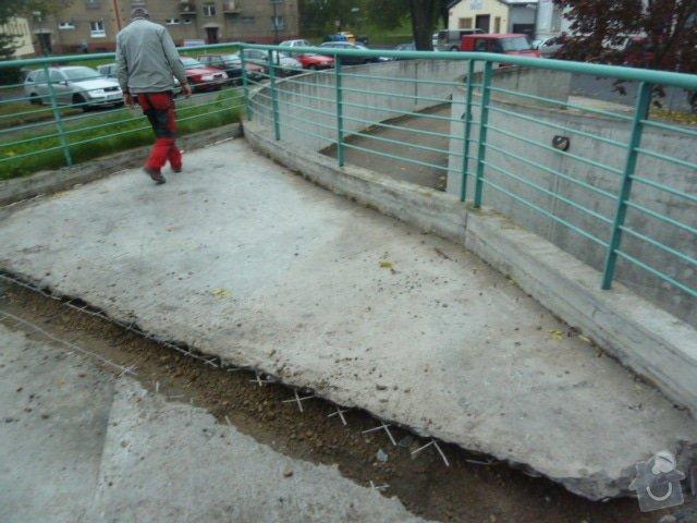 Rekonstrukce terasy: P1050785