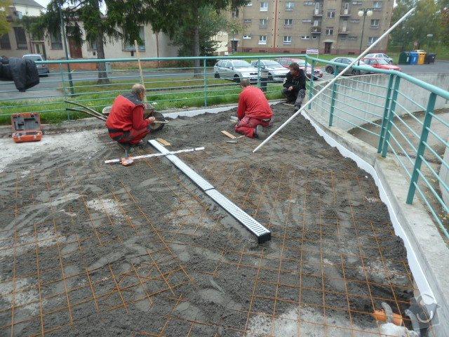 Rekonstrukce terasy: P1050793
