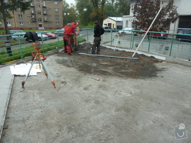 Rekonstrukce terasy: P1050797