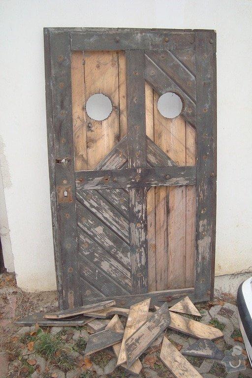 Oprava dveří do vinárny: Puvodni_dvere_od_vinarny