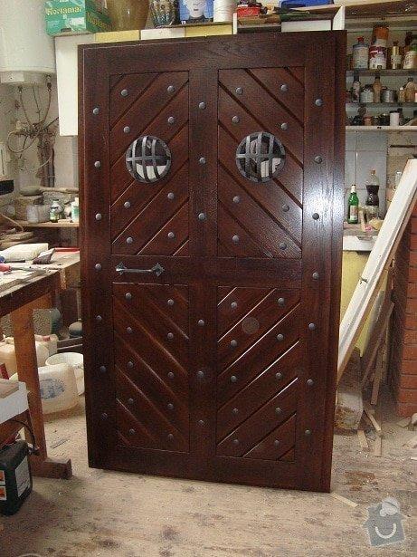 Oprava dveří do vinárny: Replika_dubovych_dveri