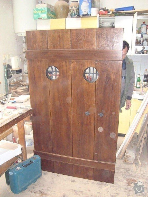 Oprava dveří do vinárny: Replika_dveri