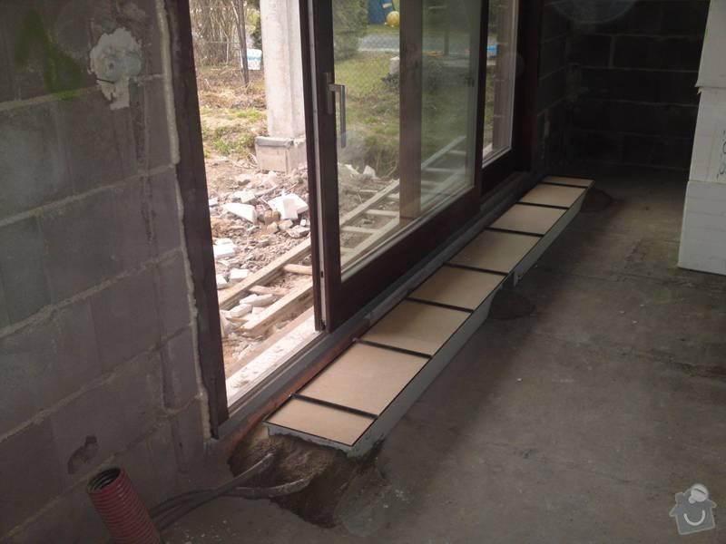 Topenářské práce, podlahové topení včetně položení a dopojení konvektorů: opt_26032011861