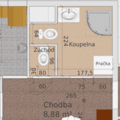 Rekonstrukce bytoveho jadra koupelnanavrh3