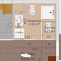 Rekonstrukce bytoveho jadra koupelnanavrh2