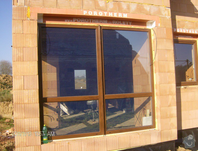 Plastová okna a vchodové dveře k RD: 2011_stavba_narozeniny2_003