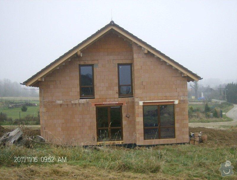 Plastová okna a vchodové dveře k RD: 2011_stavba_narozeniny2_024