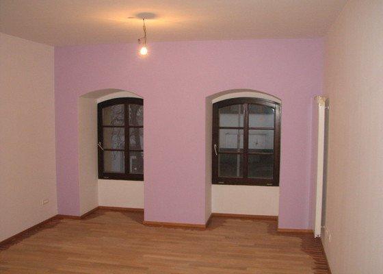 Malování bytu v novostavbě