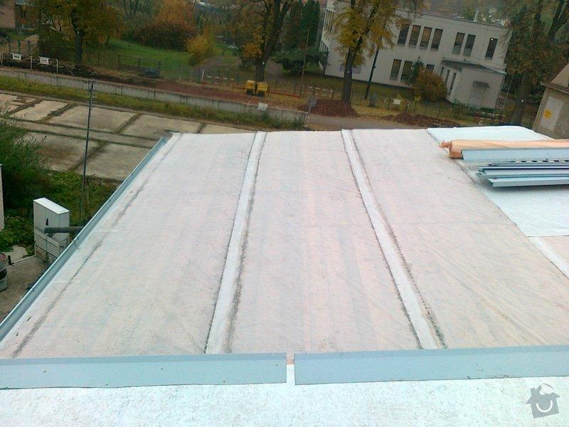 Izolace střechy pro firmu  ZH Euro Expo s.r.o. : 02112011290
