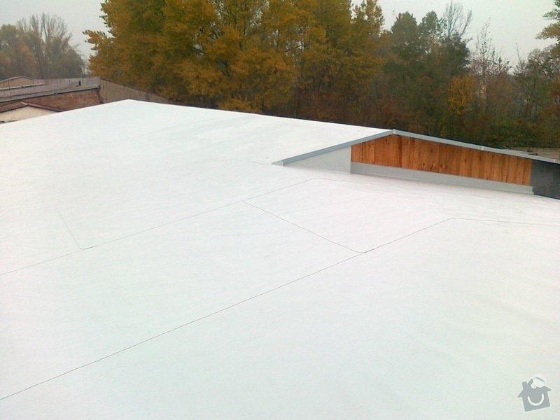 Izolace střechy pro firmu  ZH Euro Expo s.r.o. : 03112011294