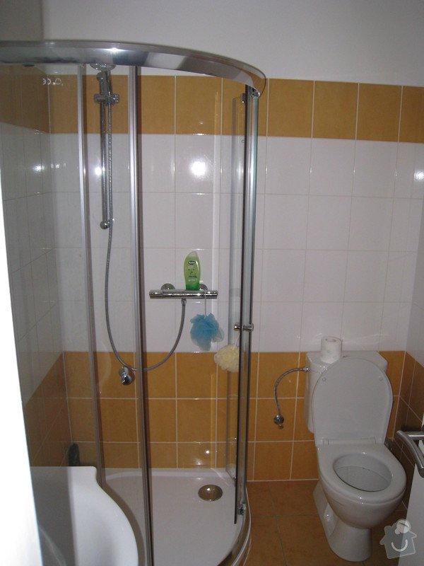 Nová koupelna na klíč: 1-4.1