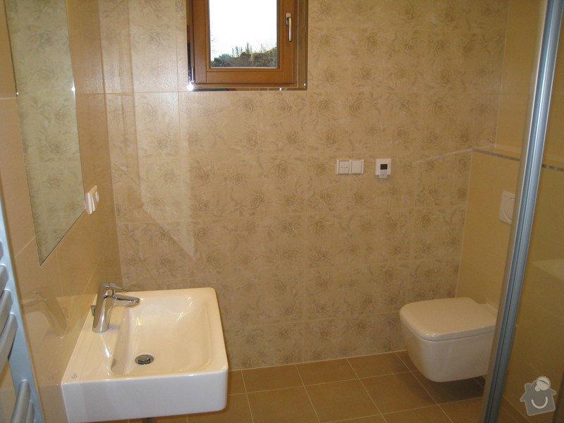 Koupelna, montáž obkladu a dlažby: IMG_4758