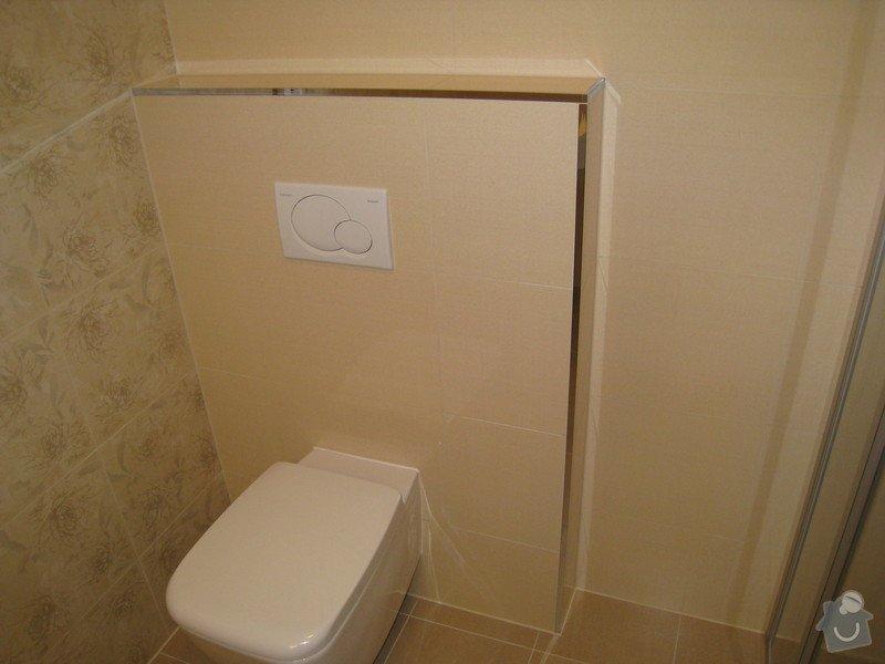 Koupelna, montáž obkladu a dlažby: IMG_4761