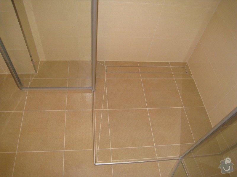 Koupelna, montáž obkladu a dlažby: IMG_4760