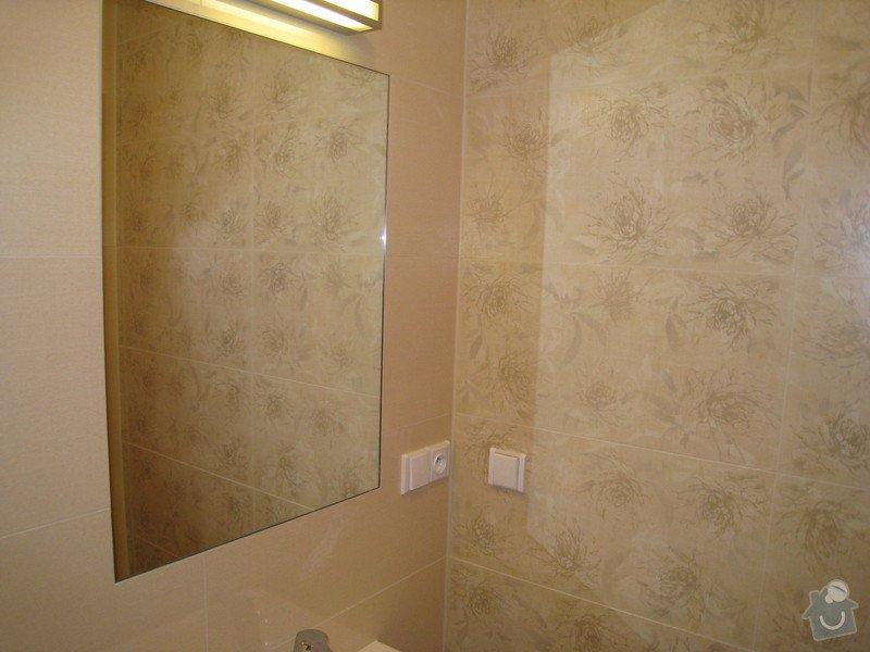 Koupelna, montáž obkladu a dlažby: IMG_4772