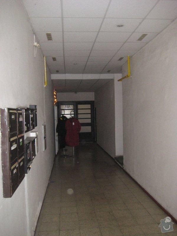 Zateplení stropu v průchodu domu: IMG_6985