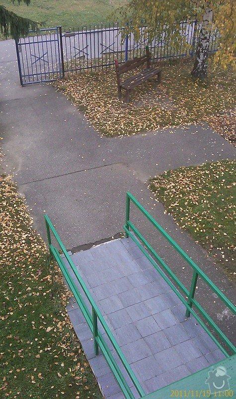 Pokládka cca 30m2 zámkové dlažby: Zamkova_dlazba