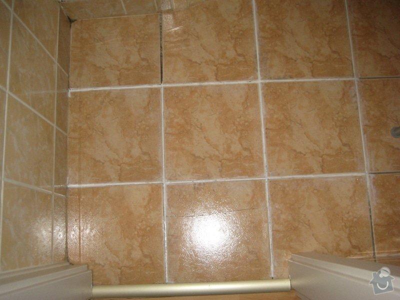 Výměna vaničky sprchového koutu + výměna dlažby v koupelně: IMG_6944