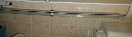 Výměna vaničky sprchového koutu + výměna dlažby v koupelně