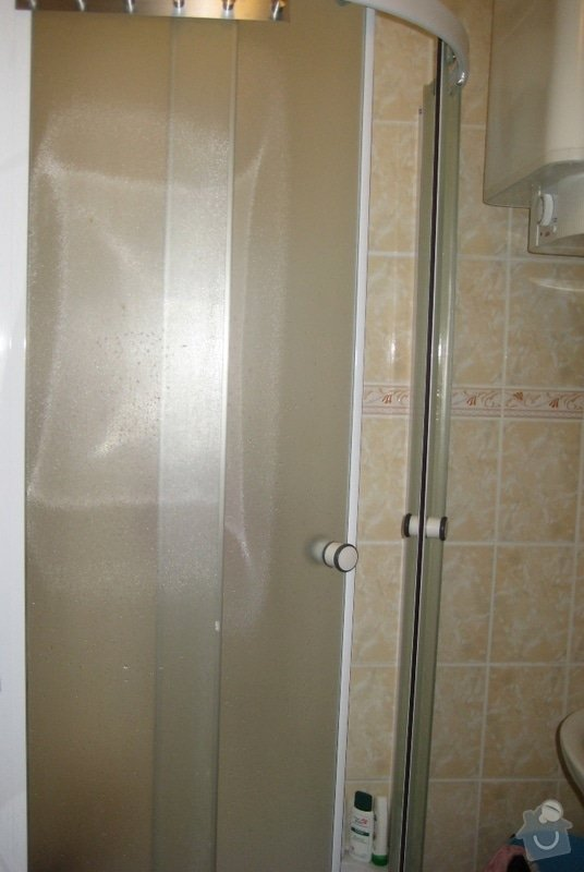 Výměna vaničky sprchového koutu + výměna dlažby v koupelně: IMG_6955