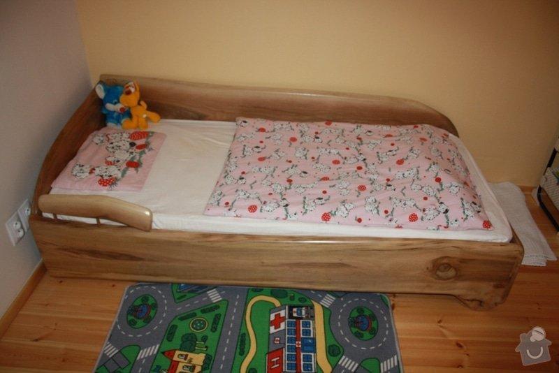 Dětské hřiště a dětská postel: MISA