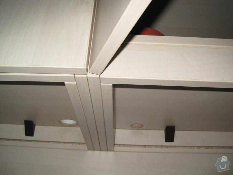 Truhlářské práce - dveře, obložky, úprava skříněk: Snimek_104