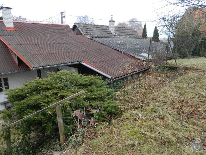 Dřevený chalupářský plot : DSCN1209