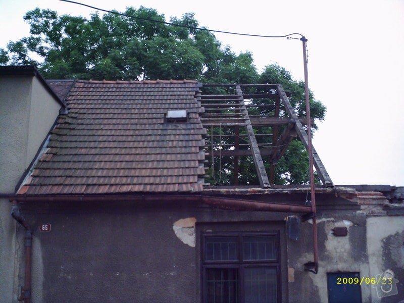 Rekonstrukce rodiného domu: AAAA0042