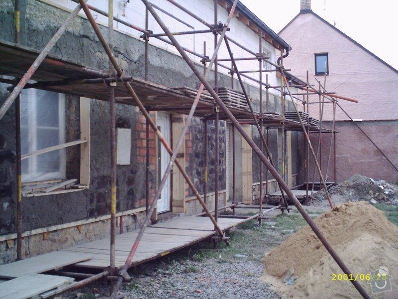 Rekonstrukce rodiného domu: AAAA0096