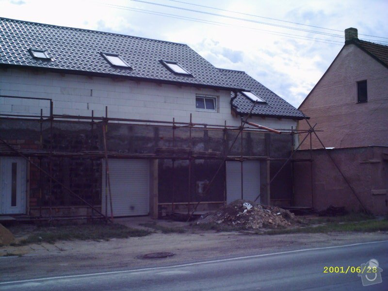 Rekonstrukce rodiného domu: AAAA0099