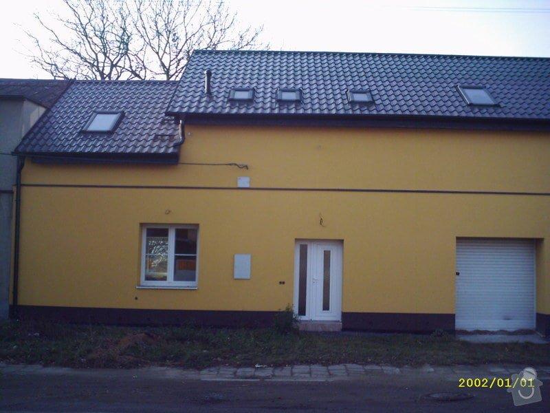 Rekonstrukce rodiného domu: AAAA0101