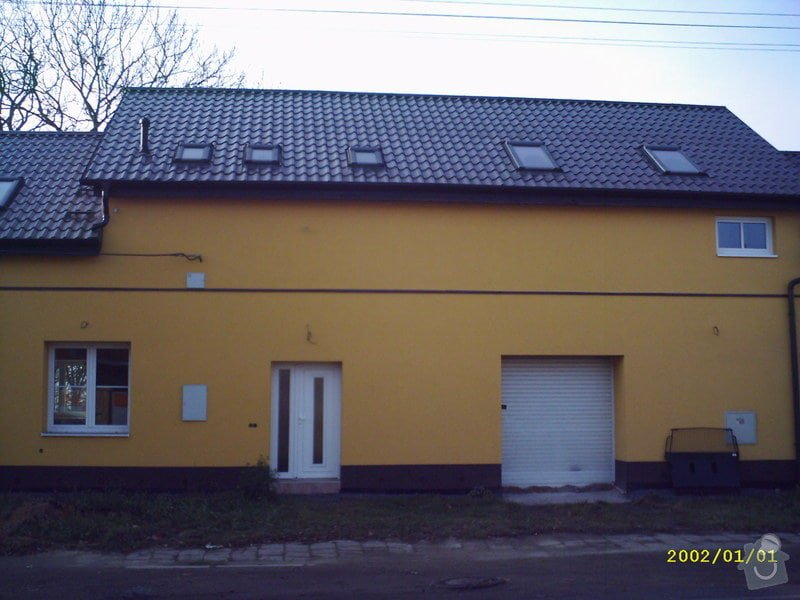 Rekonstrukce rodiného domu: AAAA0104