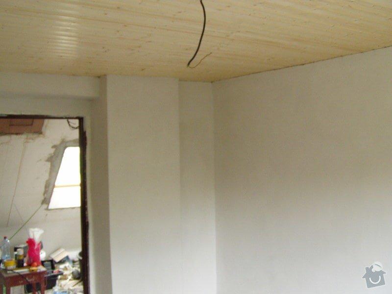 Částečná rekonstrukce půdního prostoru: P1010080