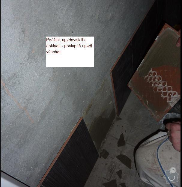 Kopmpletní rekonstrukce WC: 3
