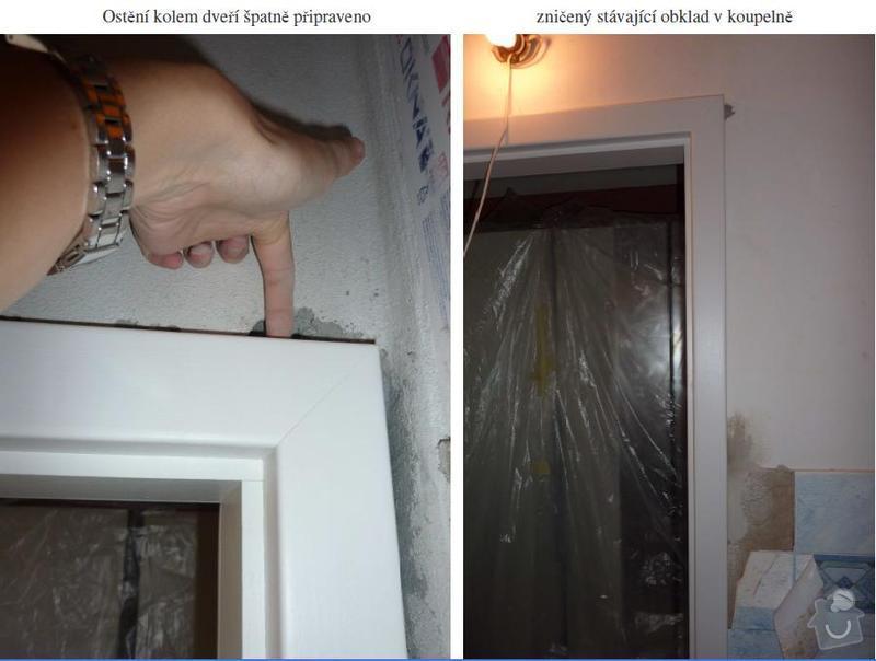 Kopmpletní rekonstrukce WC: 6