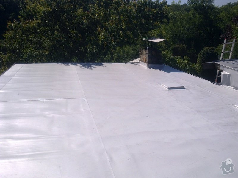Izolace střechy : Obraz0178