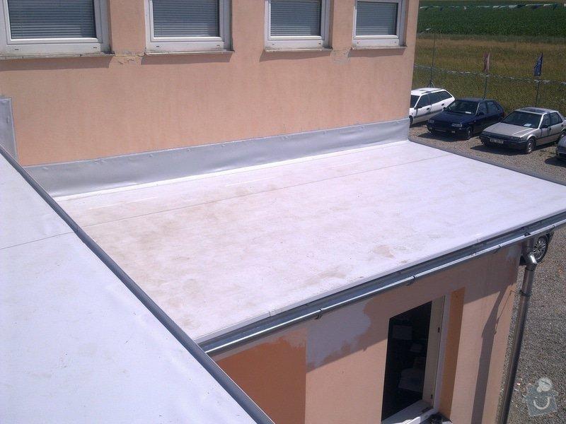 Izolace střechy A+V Autobazar Rosice,LAUKAR s.r.o: Obraz0194