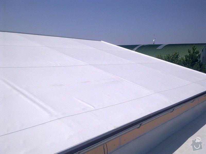 Izolace střechy A+V Autobazar Rosice,LAUKAR s.r.o: Obraz0217
