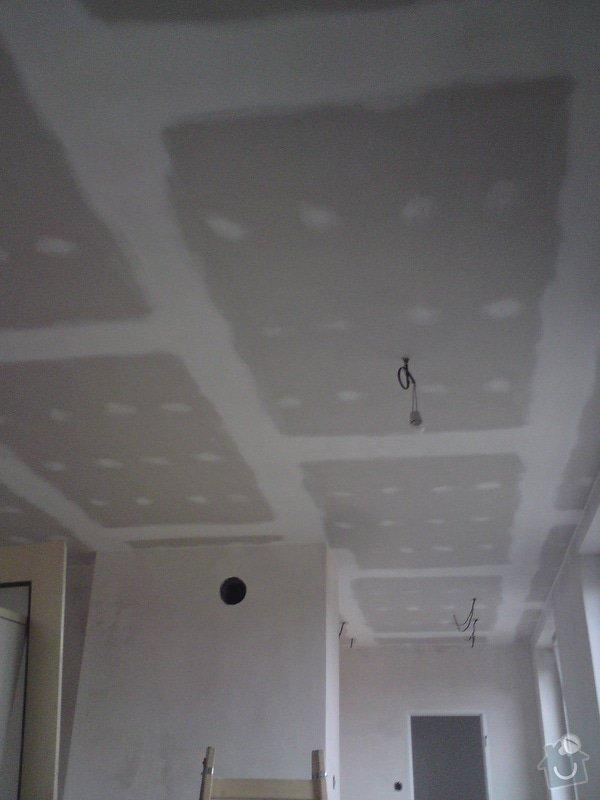 Zateplení a snížení podhledu  v bytě RD: DSC01374