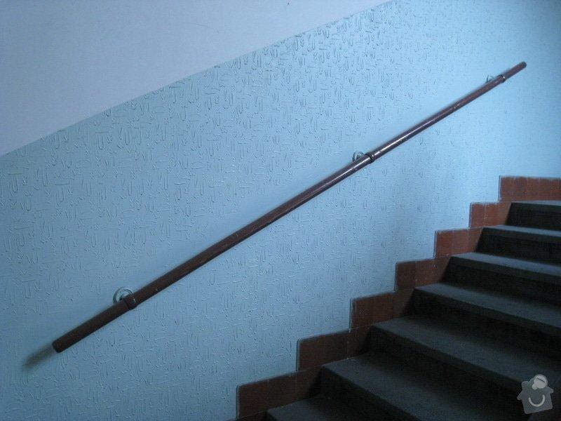 Výmalba a renovace zábradlí ve společných prostorách domu: 9_2_
